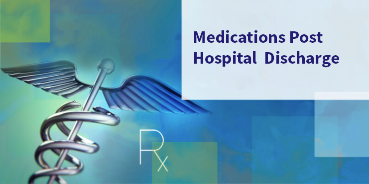 Medication Discharge Graphic