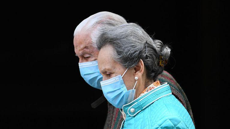 Skynews Elderly Old Coronavirus 5111664