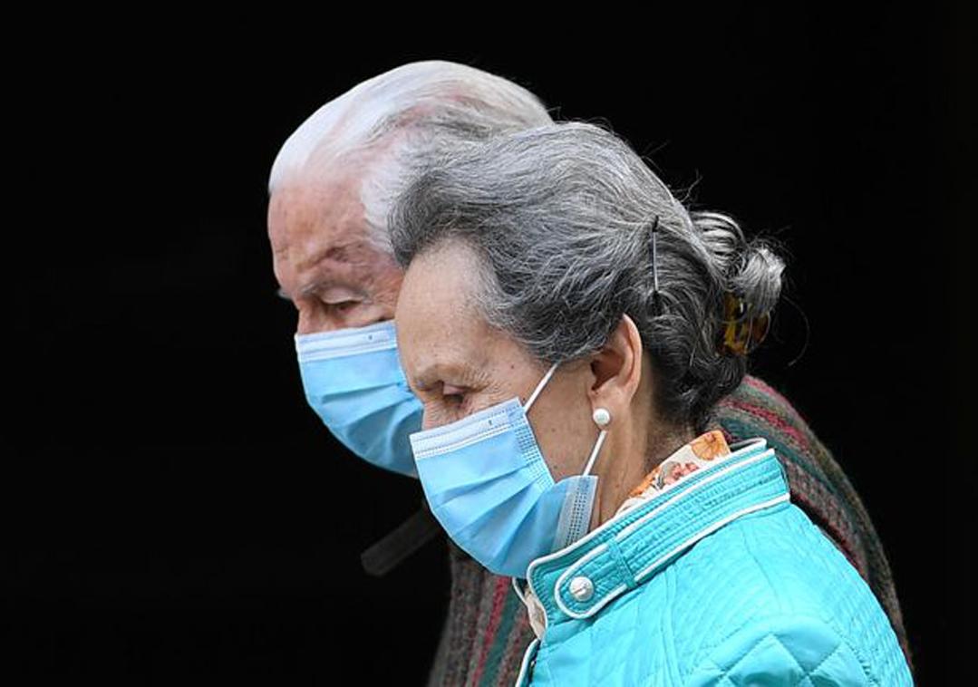 Skynews Elderly Old Coronavirus Full