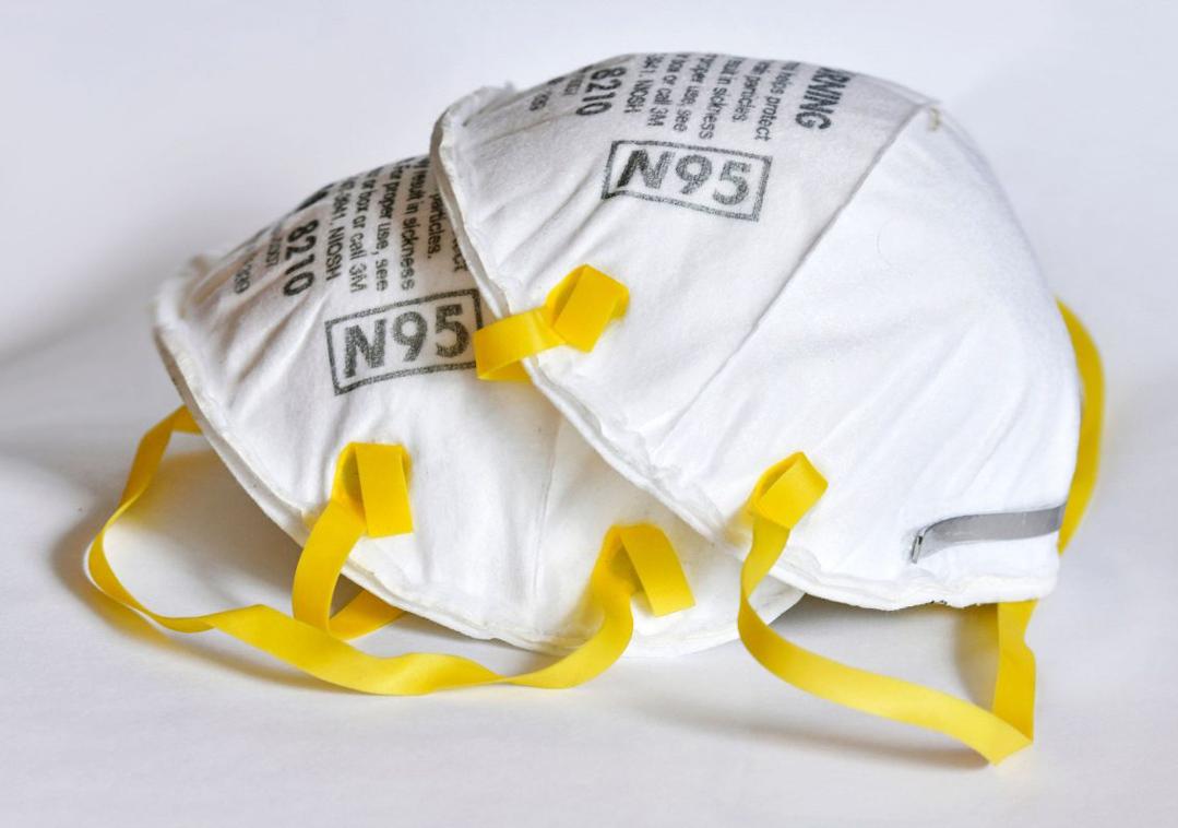N95 Masks Full