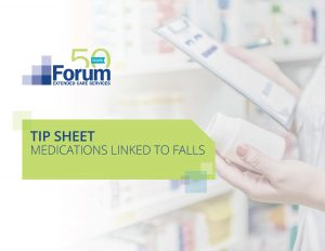 Forum Medications Linked To Falls Final