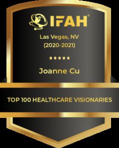 Joanne Cu Ifah Badge